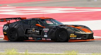 Josh Hurley and Ernie Francis Jr. Take Trans Am Esports Wins in Barcelona