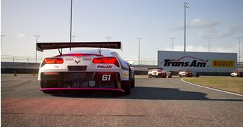 Trans Am Series Makes European Debut with Esports Championship in Barcelona
