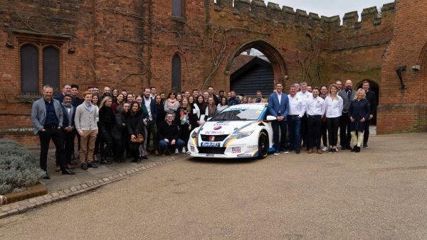 MB Motorsport accelerated by Blue Square takes to the track in 2020