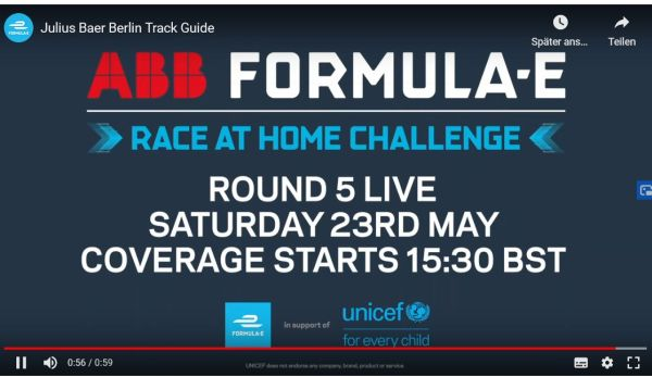 Berlin Tempelhof joins the Formula E Race at Home Challenge - how to watch and livestream