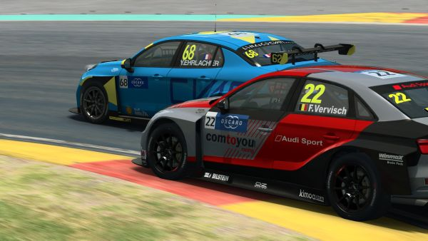 Ehrlacher to fly the Lynk & Co flag at Ningbo Esports WTCR race tonight