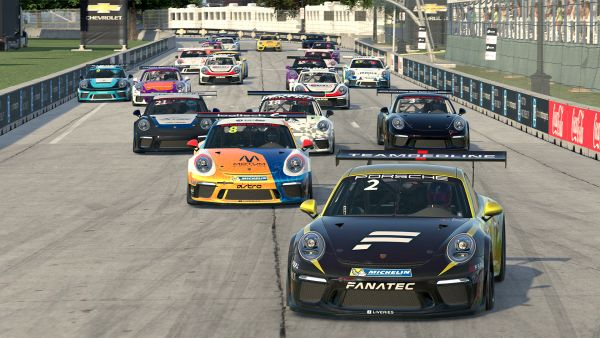 TAG Heuer joins Porsche Esports Supercup as title sponsor