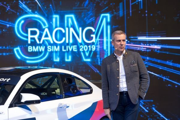 "Large BMW Motorsport contingent in sim racing - Jens Marquardt ""A great addition to our motorsport involvement""."