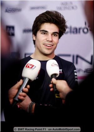 Lance Stroll thoughts on season 2020