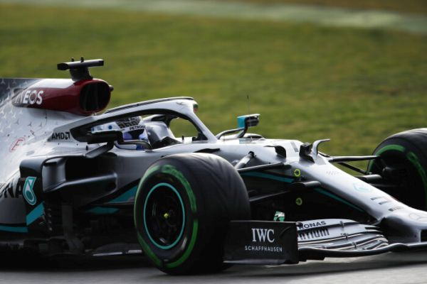 Barcelona F1 test 2 final afternoon times, sectors - Bottas on top