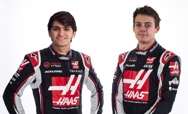 Fittipaldi and Delétraz Confirmed as Haas F1 Official Test and Reserve Drivers