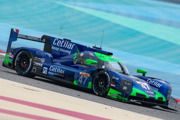 Cetilar Racing back on track for 6 Hours of Cota
