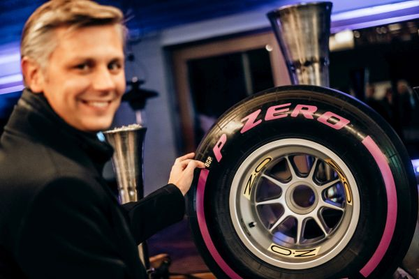 New Pirelli P Zero for BOSS GP