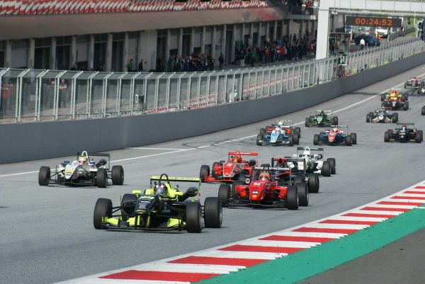 Drexler-Automotive Formula Cup -Motorsport is on hold