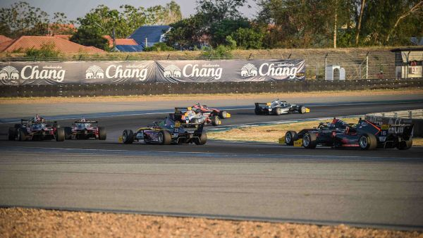 Buriram F3 Asia Races 14 and 15 classifications