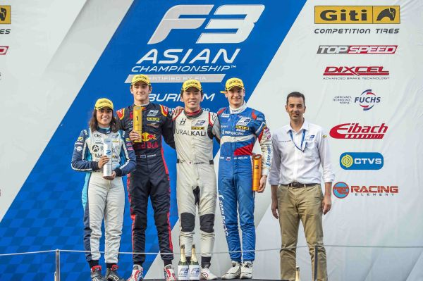 Top driver quotes after F3 Asia final races in Buriram, Thailand