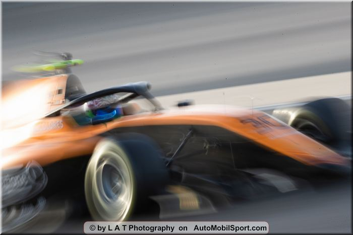 Photos and video F3 Bahrain test part 2 photos copyright LAT