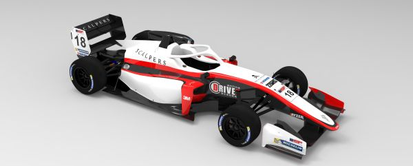 Drivex unveils new livery for renewed 2020 challenge