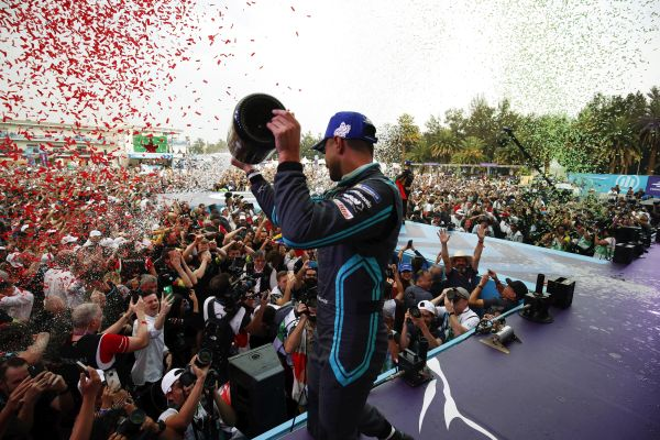 Mexico ePrix 2020 video