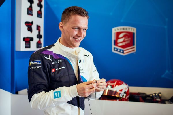 Maximilian Günther just missed the points at the ABB FIA Formula E Championship in Mexico City