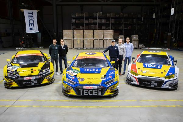 EFP Car Collection by TECE sign Markus Winkelhock