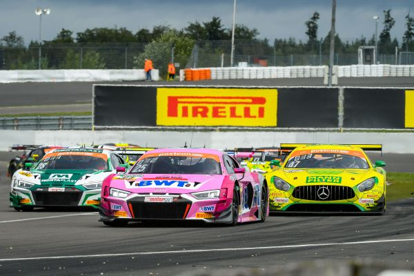 FaberExposize becomes official ADAC GT Masters partner