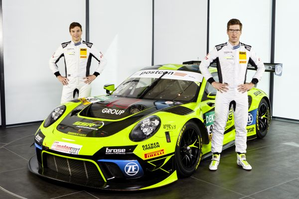 SSR Performance: All set for first season in ADAC GT Masters