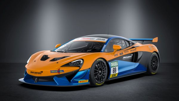 Dörr Motorsport with two McLaren and strong driver quartet