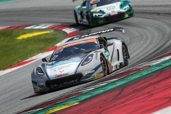 Callaway Competition in ADAC GT Masters: Challenging for title with new driver pairing