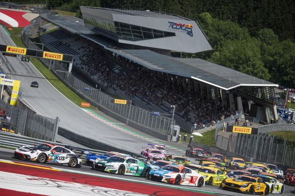 ADAC GT Masters in autumn 2020 at the Red Bull Ring - new date