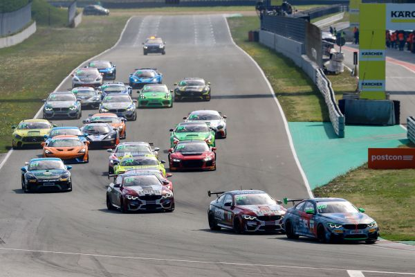 Revised ADAC GT4 Germany calendar 2020