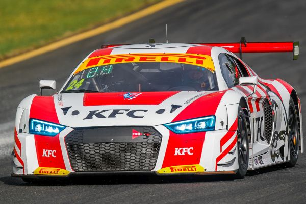 Australian GT Trophy Series Sydney race classifications and standings