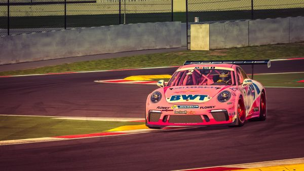 Dylan Pereira Porsche Mobil 1 Supercup Virtual Edition