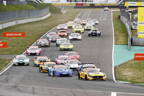 Race calendar for 2020 ADAC GT Masters at a glance