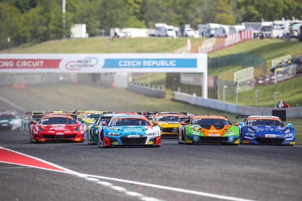 ADAC GT Masters unchanged with seven race meetings