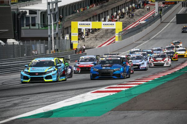 ADAC TCR Germany unchanged with seven events