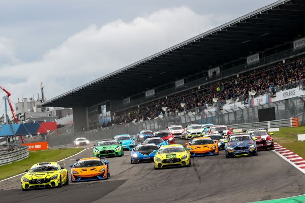 Season start for the ADAC GT4 Germany at the Nürburgring
