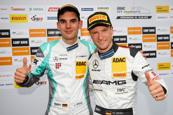 Toksport WRT will contend for title with Maro Engel and Luca Stolz