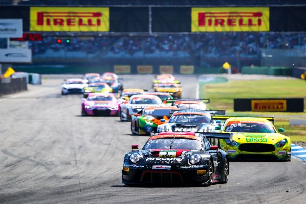 Precote Herberth Motorsport set to mount fresh challenge for ADAC GT Masters title