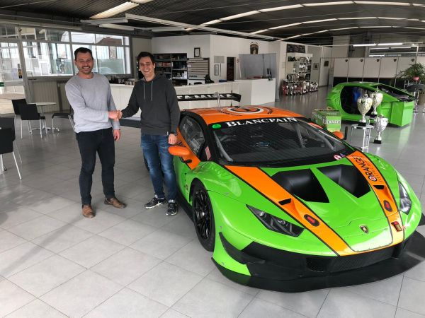 Clemens Schmid returns to ADAC GT Masters in 2020 with GRT Grasser Racing Team