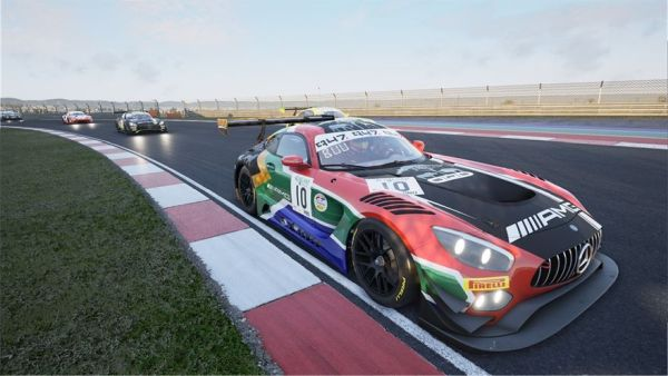 NEC Solidarity e-Race South Africa rebooted