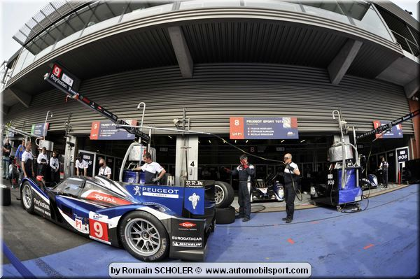 Photos 1000km SPA Francorchamps 2011 Remember