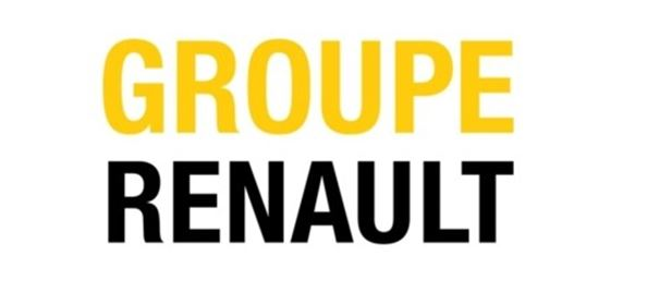 Groupe Renault's revenues of €10,125 million in the first quarter of 2020