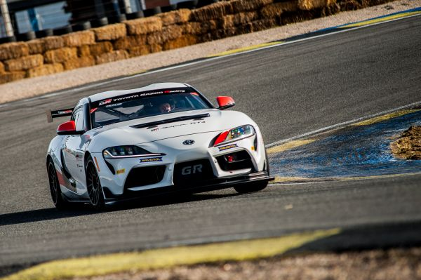 TOYOTA GAZOO Racing Trophy ready for its first 'Supra Season'