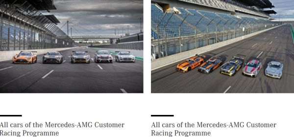 Mercedes AMG Customer Racing - quotes on the 10 year GT success