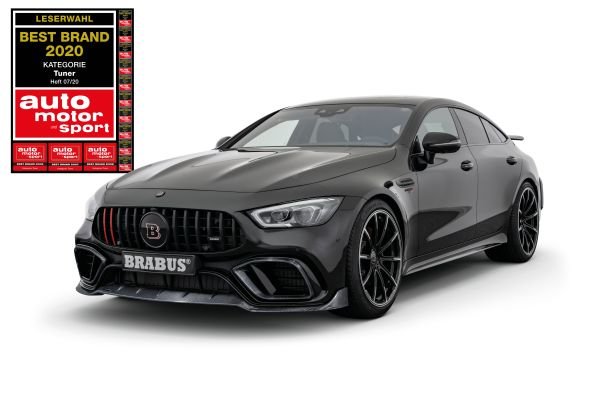 BRABUS is the best tuning brand for the 14th time