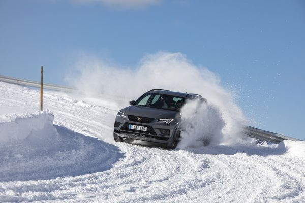 CUPRA Ateca Limited Edition - Rising to new heights in the Alps