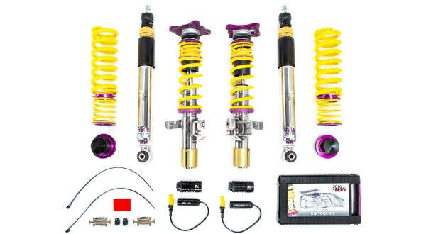 KW Clubsport shocks for Toyota GR Supra