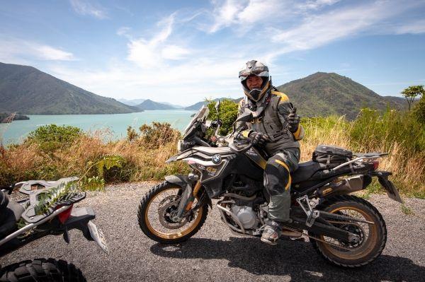 BMW Motorrad International GS Trophy 2020 Oceania, day 4- The (No ...