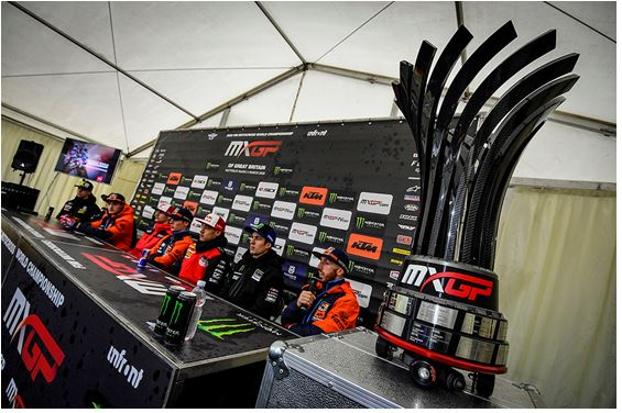 MXGP unveil a brand-new Trophy for 2020