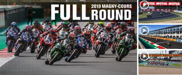 Worldsbk.com is making the 2019 French Round full weekend available for FREE