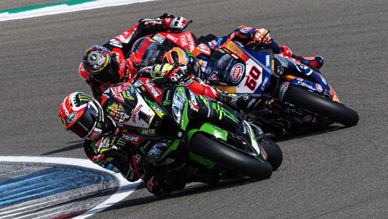 Six WorldSBK races to be televised on NBCSN in 2020