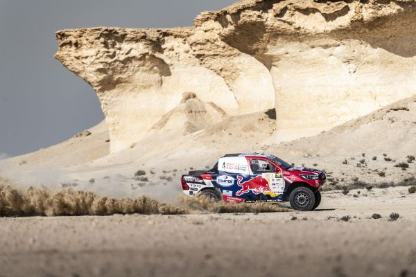 Manateq Qatar Cross Country Rally result and overall standings after round 1