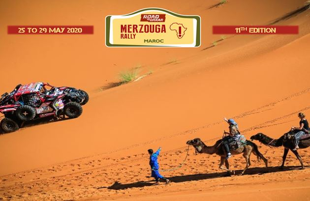 Cancellation of the 2020 Merzouga Rally