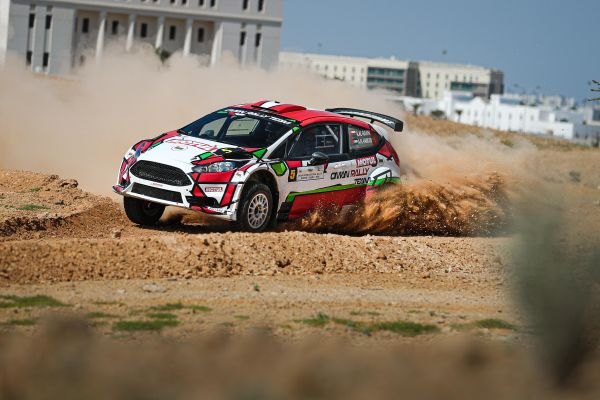 Oman Rally standings after stage 7 - live timing